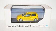 Herpa VW Polo POST Werbemodell VW 1:43 in PC und OVP