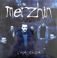 Merzhin CD Single L'Hacienda - France (M/M - Scellé / Sealed)