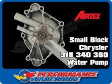 AIRTEX CHRYSLER SMALL BLOCK 318 340 360 WATER PUMP CP7103