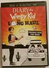 Diary Of A Wimpy Kid: The Long Haul (DVD, 2017) *SHIPS FAST Mon-Sat!