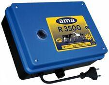 Elettrificatore Ranch AMA R3500 Per Recinti-Alimentaz. 230Volt-Lunghezz. 15 Km
