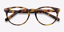 Non-Prescription Tortoise Shell Eyeglasses (Morning model via Eye Buy Direct)