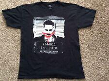 "Official Suicide Squad ""The Joker,Alias:Unknown "" T-Shirt, Size XL"
