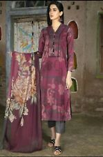 Limelight unstitched Printed Lawn 2 PC Suit.