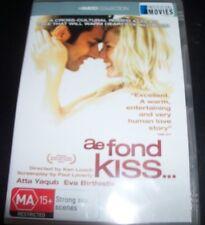 AE A Fond Kiss (Atta Yaqub Eva Birthistle) (Australia Region 4) DVD – New