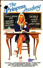 "VHS - "" The Princess ACADEMY "" (1987) - Eva Gabor - Lu Leonard"