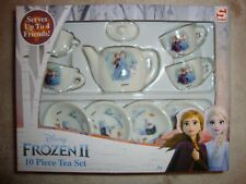 Disney Frozen 2 Tea Set 10 Piece Tea Set Princess Tea Set For Ages 3+ Brand New
