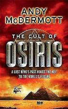 The Cult of Osiris (Wilde/Chase 5), McDermott, Andy, Very Good Book