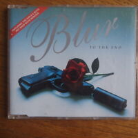 "Blur ""To The End"" ""Boys & Girls (Pet Shop Boys Remixes"" CD Single"