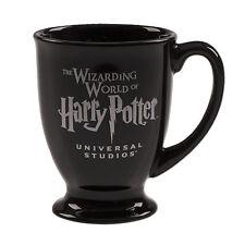 Universal Studios Wizarding World Harry Potter Pedestal Ceramic Coffee Mug New