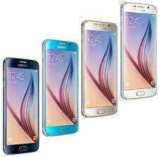 """Samsung Galaxy S6 G920 Duos ORO 32GB GRADO """"C"""" CON GARANZIA E ACCESSORI"""
