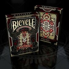 Bicycle Mystique Playing Cards (RED) Very Limited Edition Deck by Shape Shifters