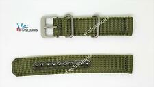 18 mm Nylon 'Military' Watch Band/Strap Replacement - 4K11JZ