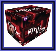 WAKING THE DEAD - COMPLETE SERIES 1 - 9 - **BRAND NEW DVD BOXSET**
