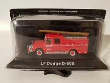 1:72 DE Agostini Feuerwehr LF Dodge D - 500 OVP aus Sammlungsauflösung