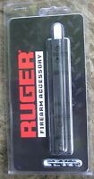 NEW RUGER 10/22 or Charger BLACK Textured Weaver Rail Scope Mount Base picatinny