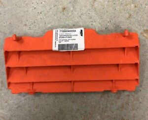 KTM OEM Radiator Protection Left or Right  2008 - 2015 SX SXF #7733503400004