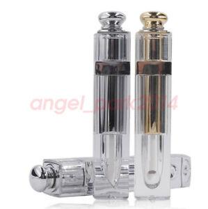 New 5-50pcs 5ml Acrylic Empty lip gloss tube lip balm bottle container DIY