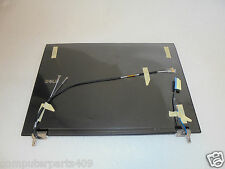 """New Genuine Dell Latitude E6500 15.4"""" LCD Back Cover Lid Assembly w/Hinges G433D"""