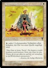 "Magic The Gathering (MtG) Karte ""Rechtschaffene Aura"" deutsch selten neuwertig"