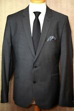 Strellson / Luxus Anzug  / Gr . 54 / Allen - Mercer / Schurwolle / Grau / 459 €