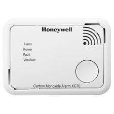 Honeywell XC70 Carbon Monoxide Alarm Detector 7 Year x 5 PACK