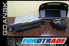 BMW E60 LCI M-ASK 2 SET NAVI BUSINESS 9195756 IDRIVE 9205177 MONITOR 9211972