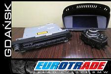 BMW E60 LCI M-ASK 2 SET NAVI BUSINESS 9195756 IDRIVE 9205177 MONITOR 9211972