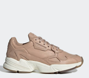 Adidas Original Womens Falcon Running Shoes Sneakers - Ash Pearl / DB2714