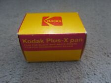 Kodak Plus-X pan Film PX 135-20, Exp- 1984