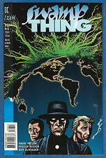 SWAMP THING # 166 (2nd Series) - DC 1996  (vf)  A