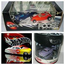 1/64 49' Merc Kustom 100% Hot Wheels & Others LOT 4 CARS