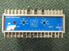 Crompton Protector Relay 256 PATU LSBX 5A 60Hz Used
