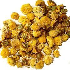 Golden Chrysanthemum Flowers - Sweet Aromatic Tea! 2oz
