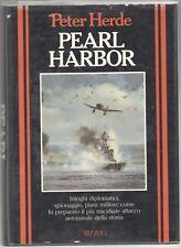 Peter Herde PEARL HARBOR Rizzoli 1986 seconda guerra mondiale WW2