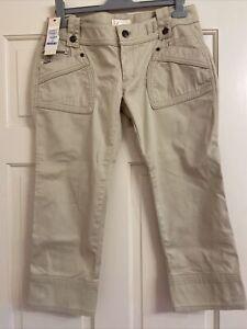 Diesel 3/4 Pants Women's Brand-New Size 28 RRP £79:00 Pounds