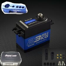Power HD WP-23KG Waterproof High Torque Metal Gear Digital Servo + Aluminum Horn