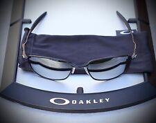 Oakley Whisker matte black with black lenses.