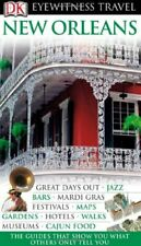 DK Eyewitness Travel Guide: New Orleans by Wood, Marilyn Hardback Book The Cheap