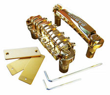 New Babicz FCH Full Contact Hardware Gold Tune-O-Matic Bridge-Clearance Priced