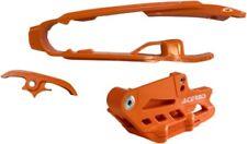 Acerbis Chain Guide and Slider Kit Orange KTM 125 SX 2016,150 SX 2462630036