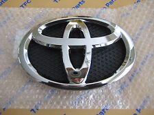 Toyota Yaris Hatchback Chrome Front Grille Emblem Genuine OEM Toyota  2007-2011