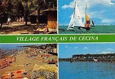 BT2189 Villaggio Francese di cecina les chemis du soleil ship bateau       Italy