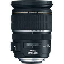 Canon EF-S 17-55mm f/2.8 IS USM Lens for Canon DSLR Cameras [CD-ROM] [Camera]