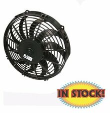 "12"" Spal Curved Blade High Performance Electric Cooling Fan - 30102030"