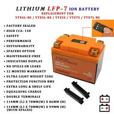 LFP-7 Lithium Battery for Electric Scooter Snapper Ride on Mowers ATV Quad Bike