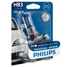 Philips White Vision WhiteVision HB3 Headlight Bulb (Single Pack) 9005WHVB1