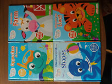 Baby Einstein My First Smart Pad Lot of 4 Books Opposites, Farm, Where Do You...