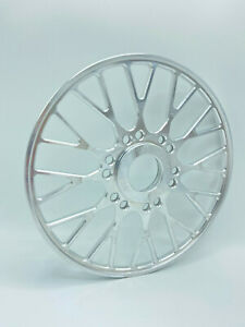 "10 inch Billet Snowmobile Big Wheels 10""  Alpha Wheels"