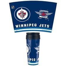 Winnipeg Jets  Wincraft NHL 16oz Contour Travel Mug FREE SHIP